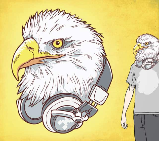 Eaglephones by cronobeaker on Threadless