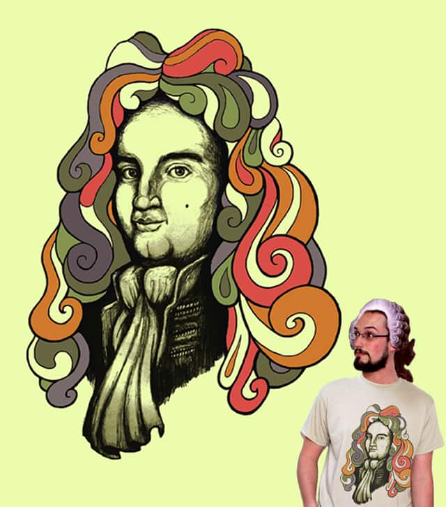 Summer of 1769 by Jesse Mack on Threadless