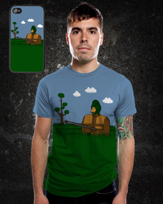 Duck Hunt by Resistance on Threadless