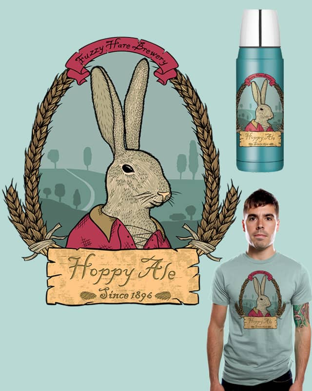 Hoppy Ale by Resistance on Threadless