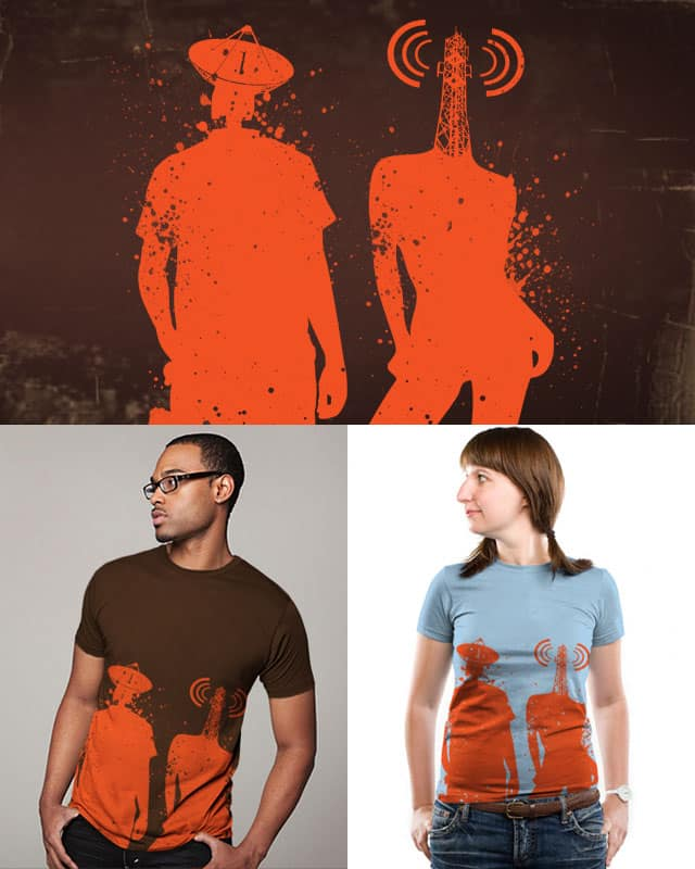 Soulmate Signal by eQuivalent on Threadless