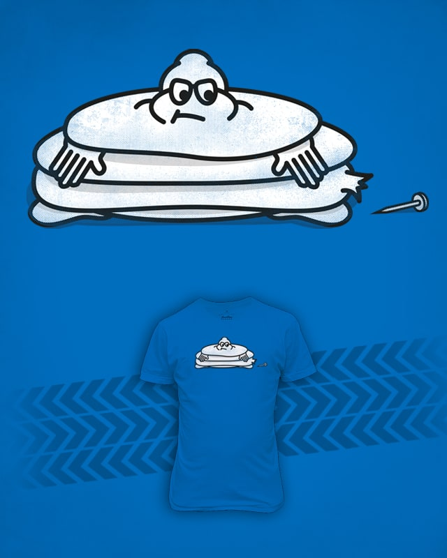 Tired of being flat by alvarejo on Threadless