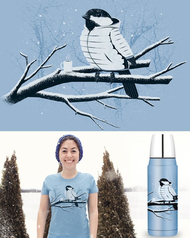 North For The Winter. by NiNTH WHEEL on Threadless