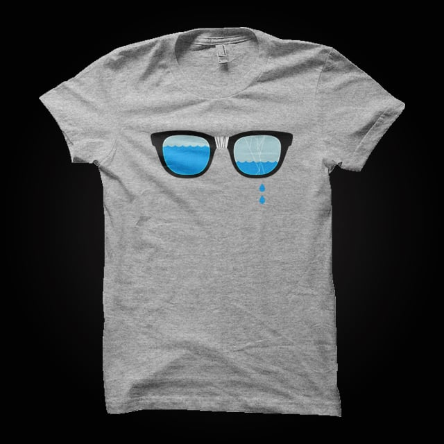 Nerd Tears by MrRossPhillips on Threadless