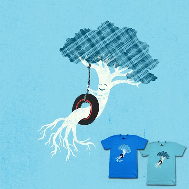 Swing by TangYauHoong on Threadless