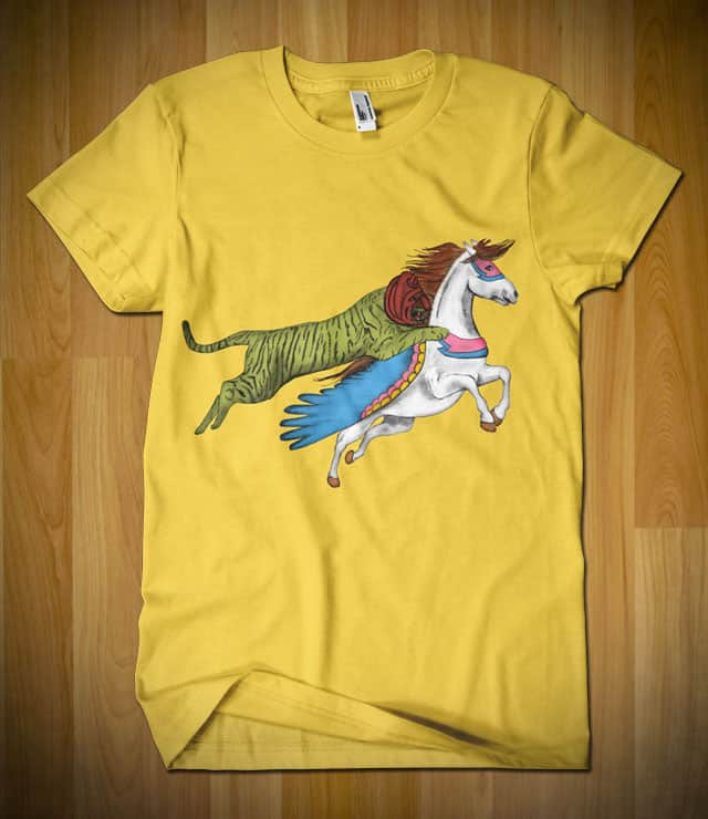 Wild Toons by krisefe on Threadless
