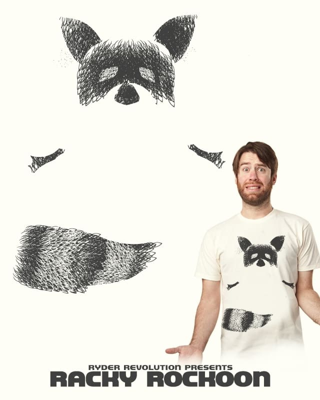RACKY ROCKOON by Ryder on Threadless