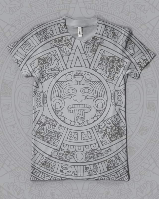The Mayan Calendar by hodo on Threadless