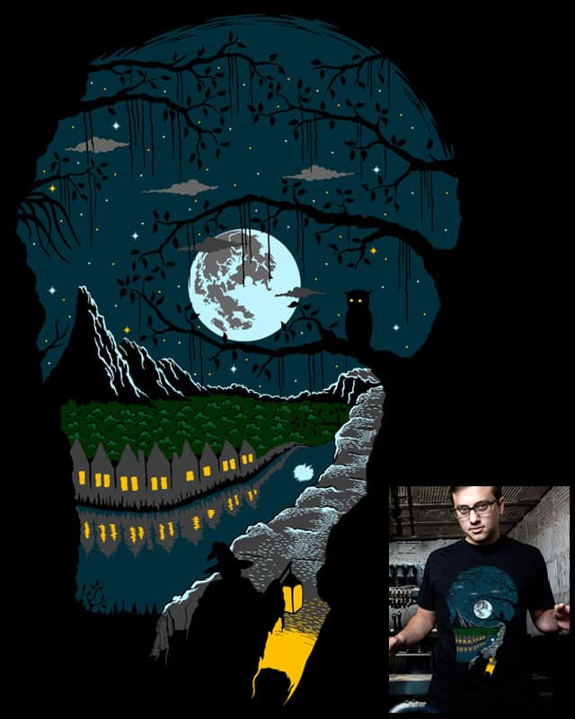 midnight silhouette by Stereomode on Threadless