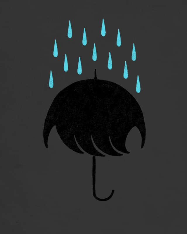 Umbrellas are Emo by murraymullet on Threadless