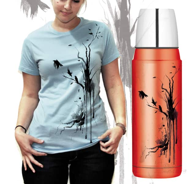 TREE by Lora Zombie on Threadless