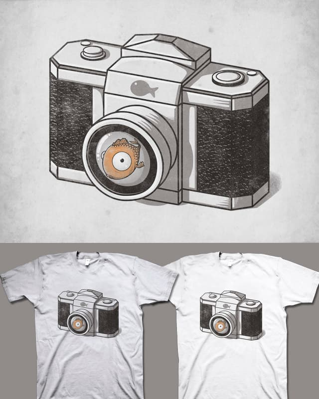 Fisheye lens by Naolito on Threadless