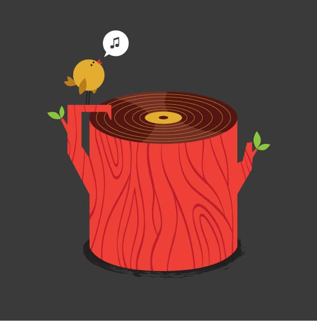 Record Trunk by MrRossPhillips on Threadless