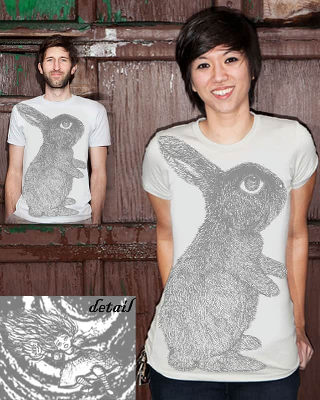 Rabbit Hole by ArTrOcItY on Threadless