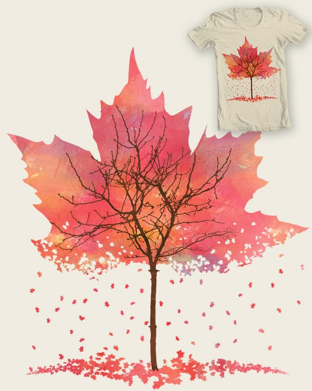 Fall by pixlctrl on Threadless