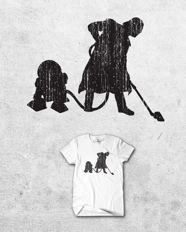 Good Vader by kooky love on Threadless