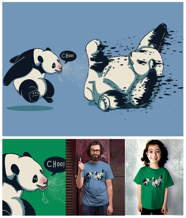 Bad flu by xiaobaosg on Threadless