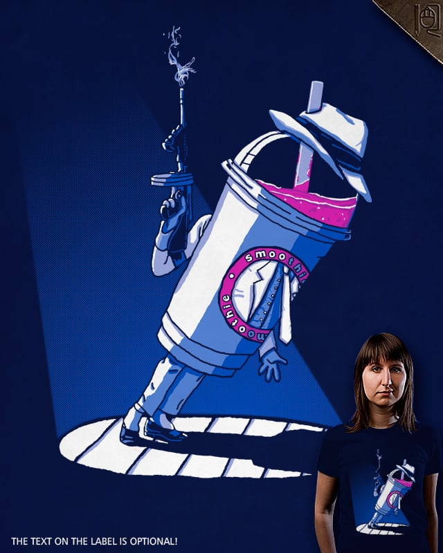Smoothie Criminal by rodrigobhz on Threadless