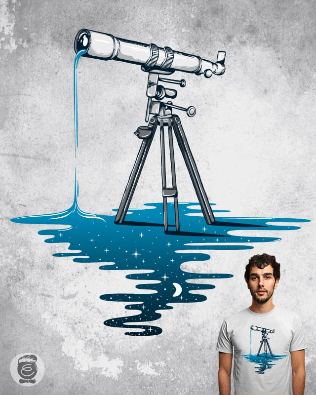 Liquid Universe by Robert_Richter on Threadless
