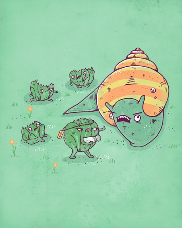 The Terrible Cabbage Slayer of '86 by randyotter3000 on Threadless