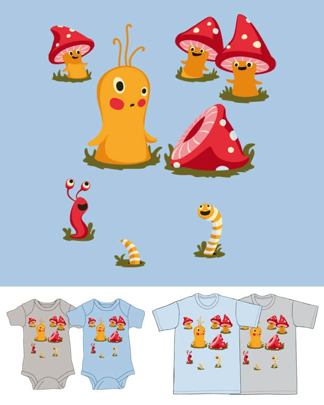 hat's off by i.e.a. on Threadless