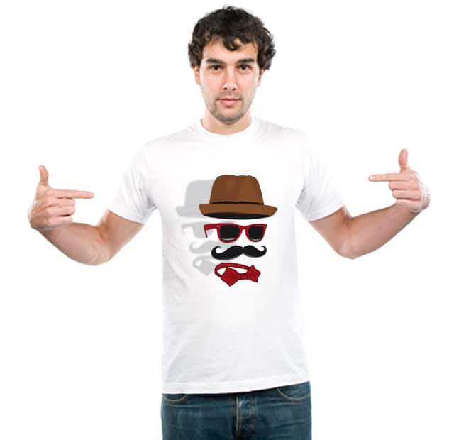 Invisibleman by IamDude on Threadless