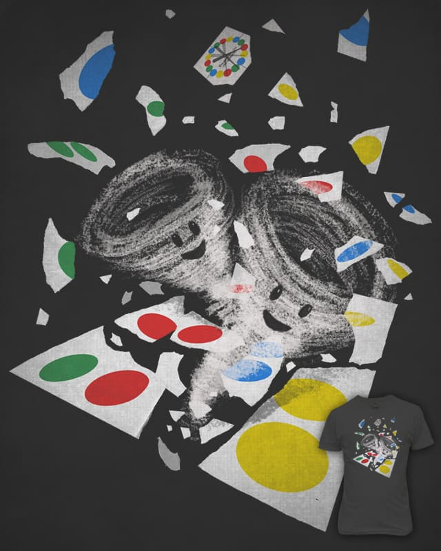 Twistin' by alvarejo on Threadless