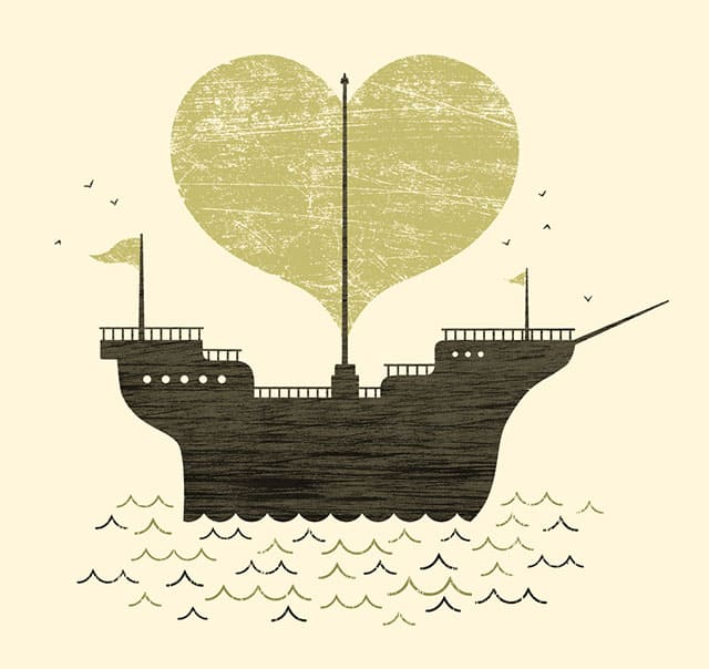 Love Ship by MrRossPhillips on Threadless