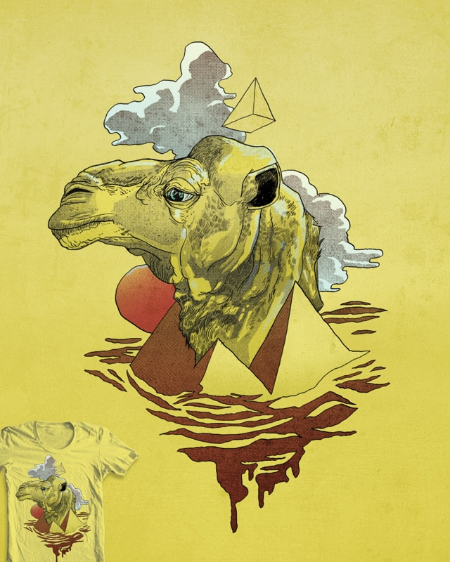 King of the Desert by jstumpenhorst on Threadless