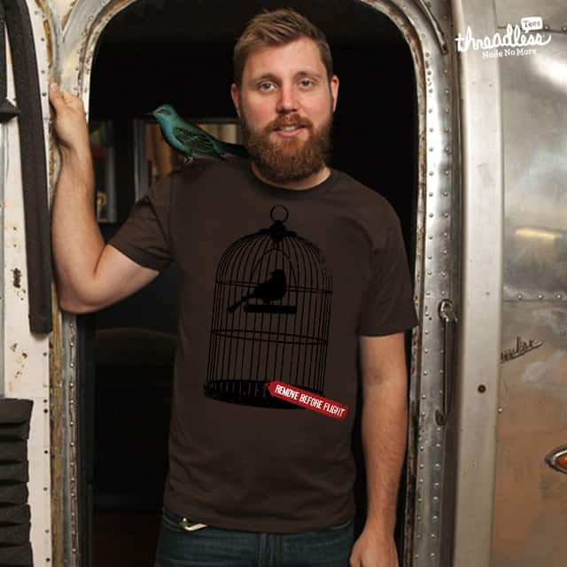REMOVE BEFORE FLIGHT by ounom on Threadless