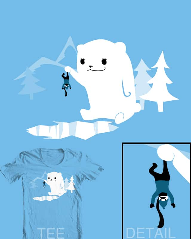 Let's Be Friends! by R3D FOX on Threadless