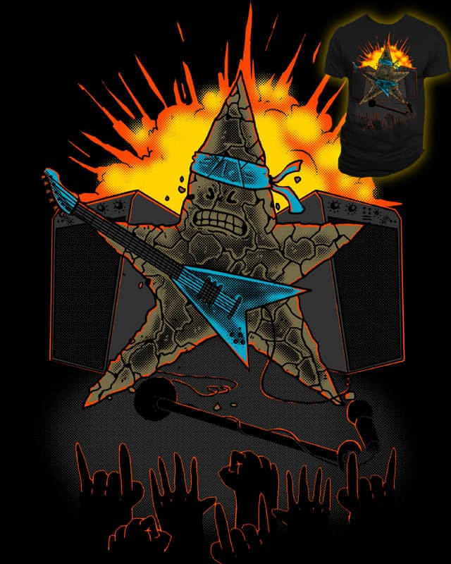 Rockstar by electric_method on Threadless