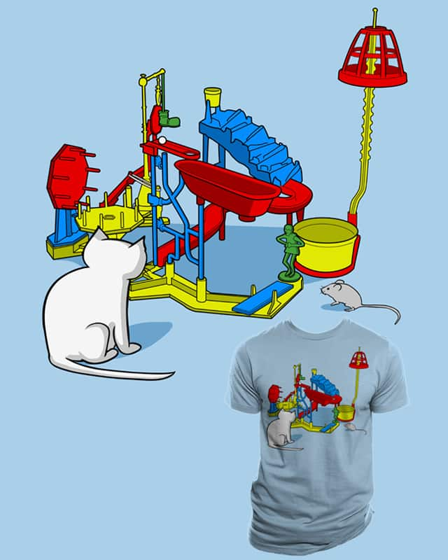 Greatest Mousetrap by Resistance on Threadless