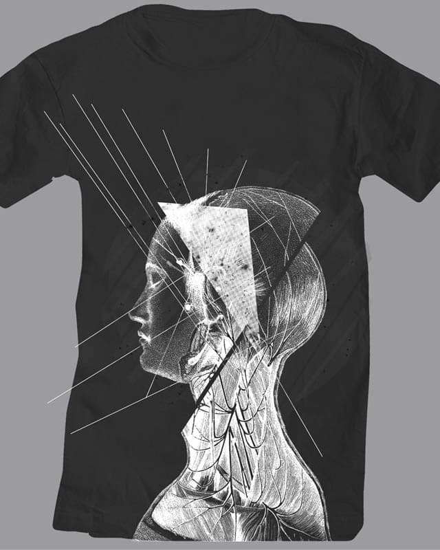 Modern Mind by Oiseau83 on Threadless