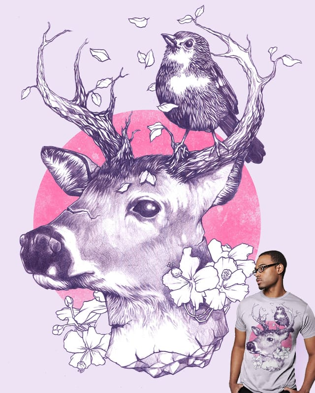 Symbiosis by DanielTeixeira on Threadless