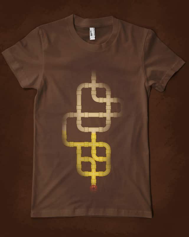 Pipe by hodo on Threadless