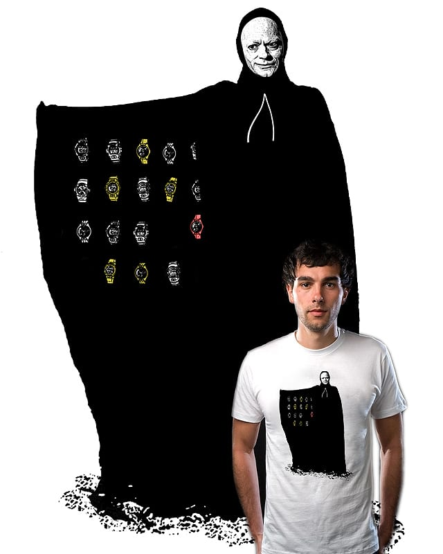 Death's new occupation by 2 Headed Monster on Threadless