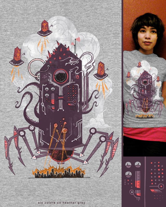 Not with a whimper but a bang by againstbound on Threadless