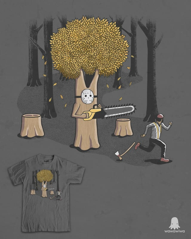 Deforest this by wawawiwa on Threadless