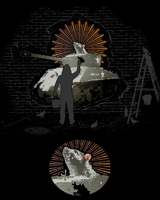 byzantine street art!!! by opippi on Threadless