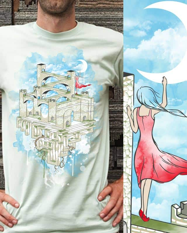 Royal Illusion by Stereomode on Threadless