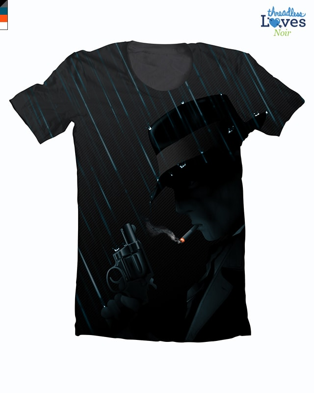 Rain Rain Go Away by HtCRU on Threadless
