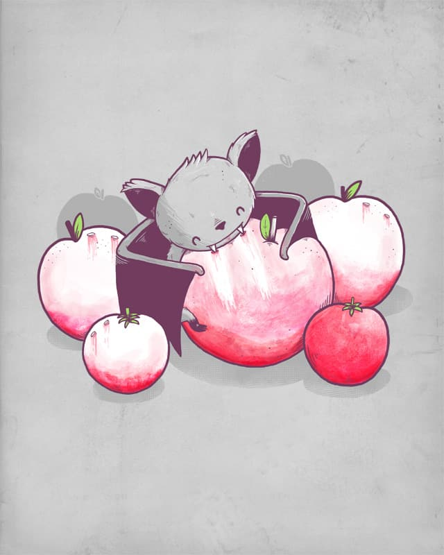 Vampire Fruit Bat by randyotter3000 on Threadless