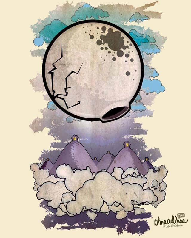 Moonlit Livin by Ink One on Threadless