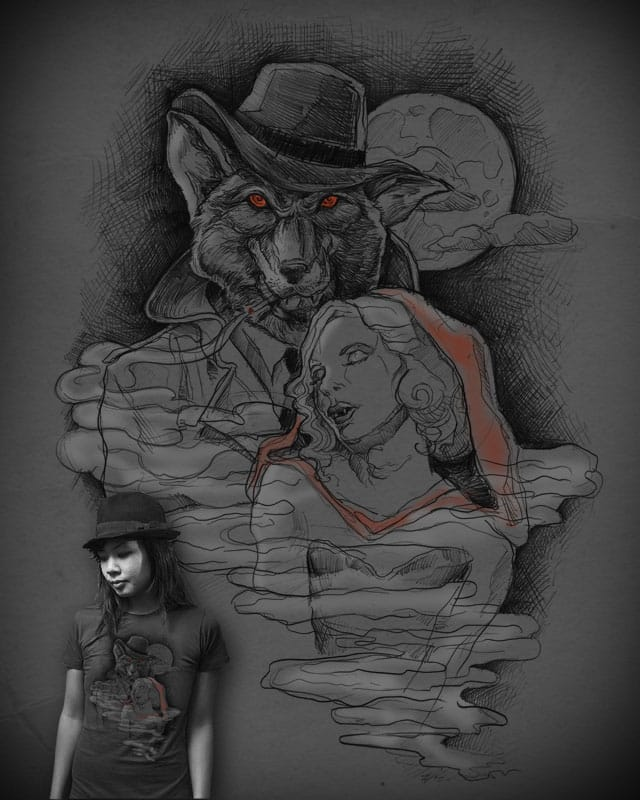 Romance Noir by badbasilisk on Threadless