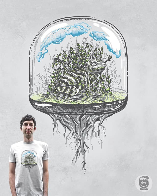 The last of its kind by Robert_Richter on Threadless