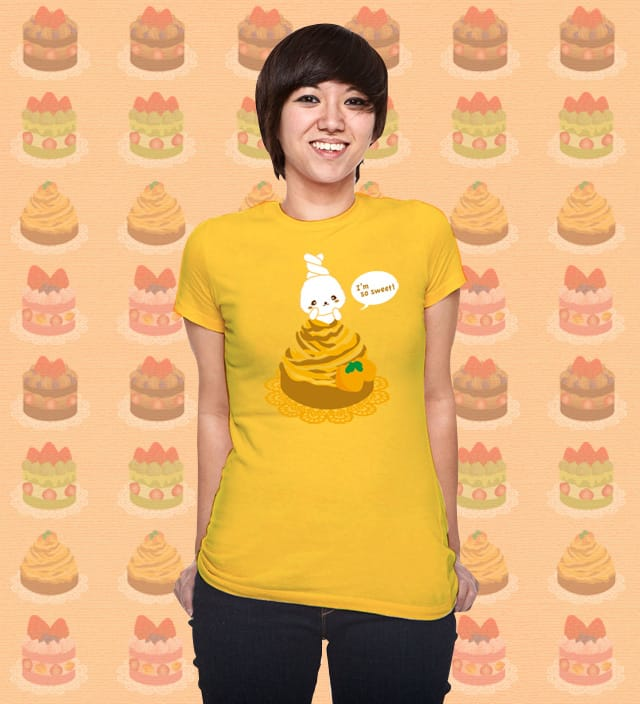 I'm so sweet ! by maya.okubo on Threadless
