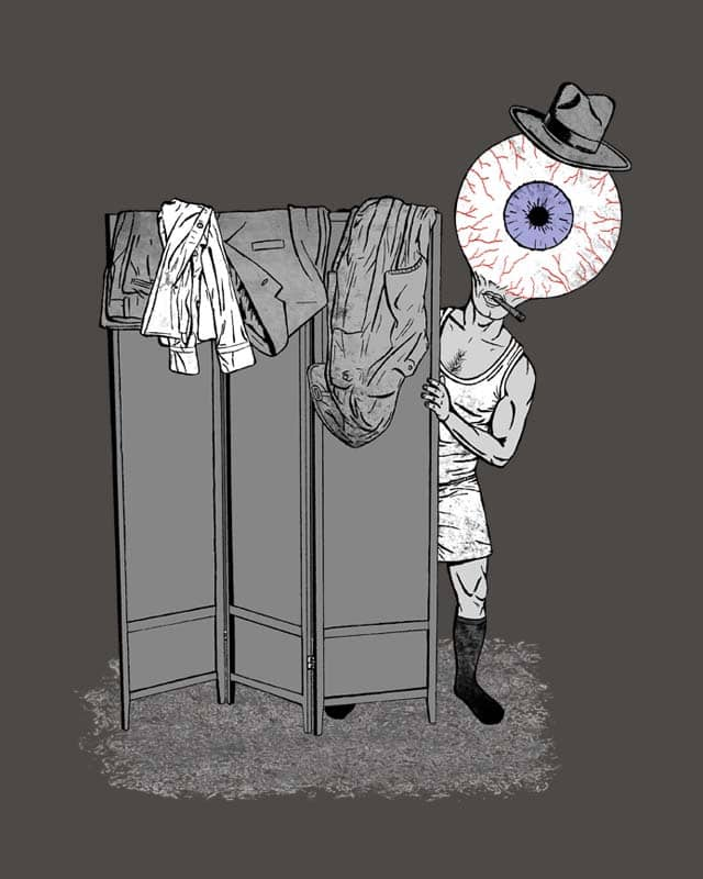 In Private Eye by ItsJustaRide on Threadless