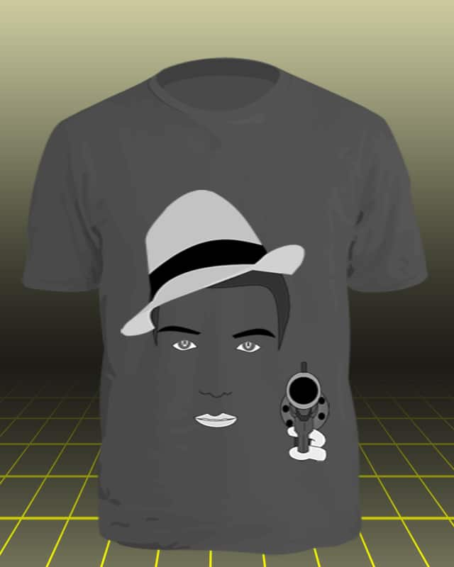 Fashion loves noir by aaangie22 on Threadless