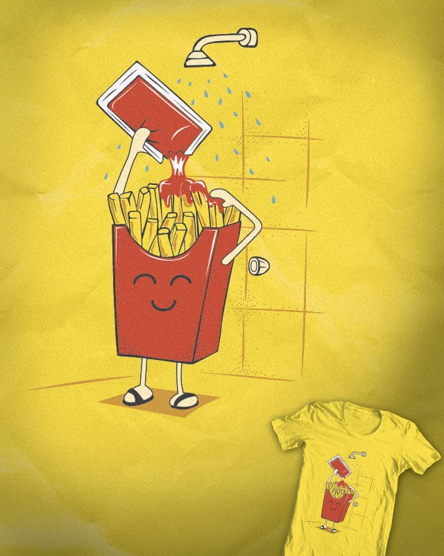 French Fries Shampoo by oscarospina on Threadless